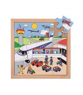Airport Puzzle