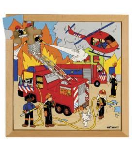 Fire Puzzle