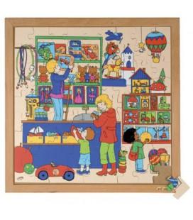 My Shop Puzzle