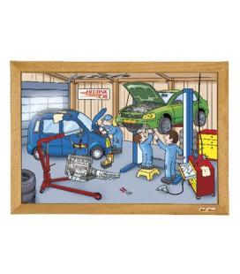 Garage Puzzle