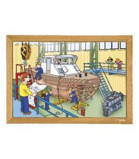 Shipyard Puzzle