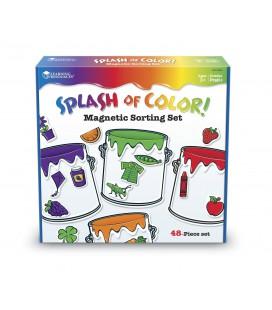 Splash of Colour - Magnetic Sorting Set