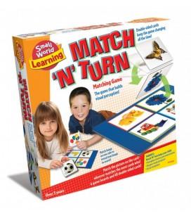 Match 'N' Turn