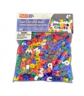Lowercase Alphabet Letter Beads