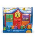 Latch & Learn School House