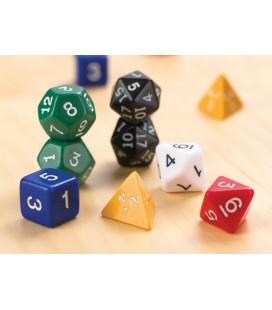 Polyhedra Dice