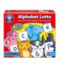 Alpahbet Lotto