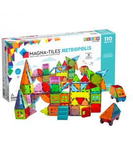 Magna Tiles Metropolis 110pcs