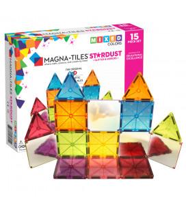 Magna Tiles Stardust 15pcs