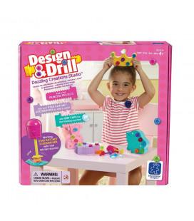 Design & Drill Dazzling Creations Studio